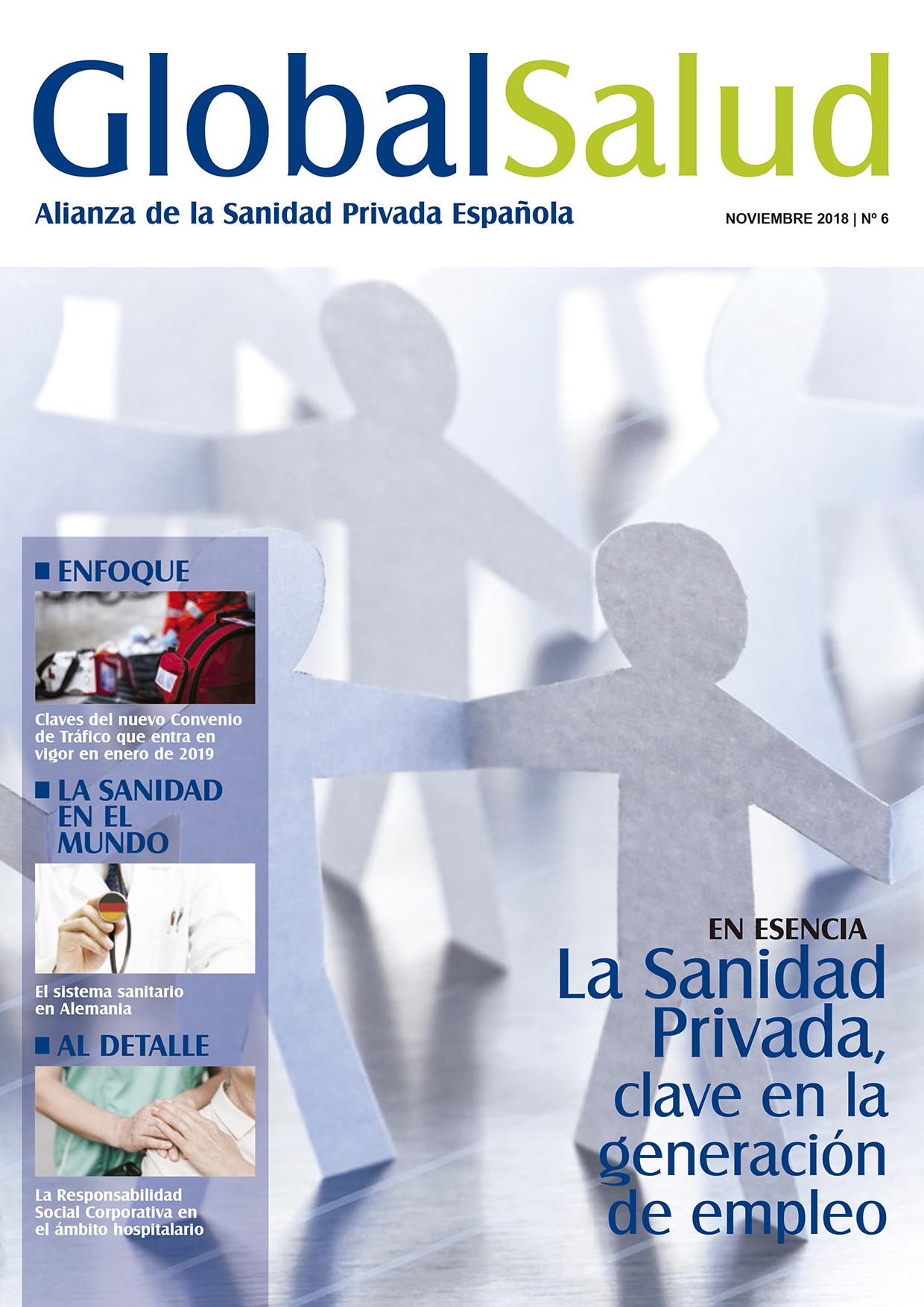 Nuevo número de la Revista Global Salud